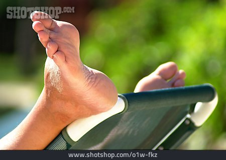 Relaxation & Recreation, Summer, Relaxation, Foot