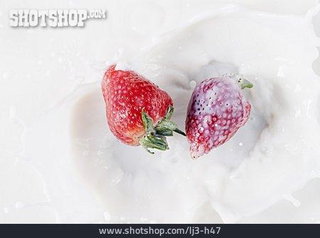 Milk, Strawberry, Strawberry Milk