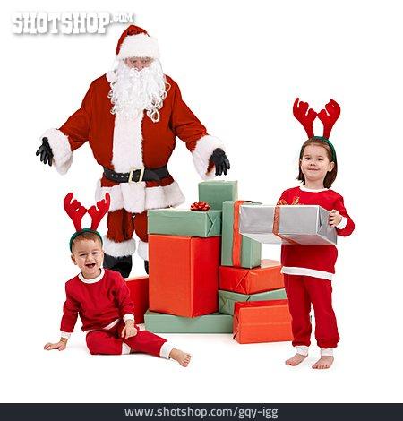 Christmas, Santa Clause, Christmas Eve