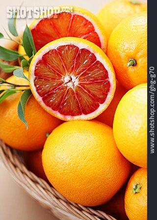 Vitamin C, Blood Orange