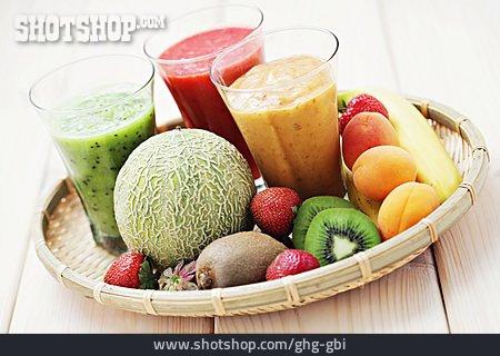 Smoothie, Summer Drink, Fruit Shake