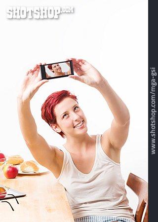 Photograph, Smart Phone, Self Portrait