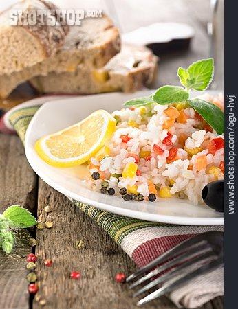 Rice Dish, Rice, Risotto, Paella
