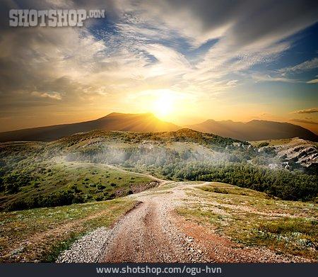 Landscape, Ukraine, Crimea