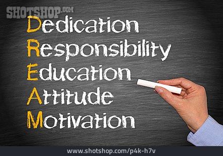 Responsibility, Motivation, Competence