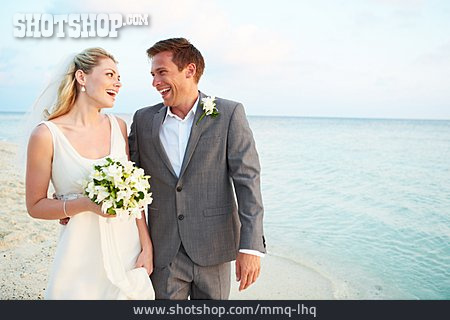 Bride, Groom, Wedding Couple, Honeymoon