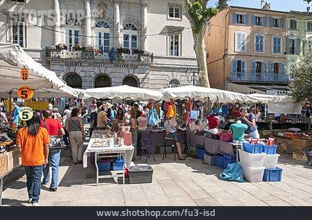 Market, France, Lorgues