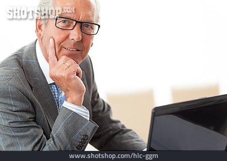Businessman, Office Assistant