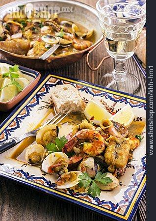 Seafood, Portugese Cuisine