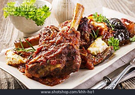 Lamb, Greek Cuisine
