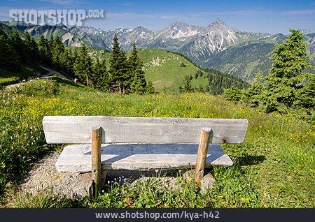 Allgau, Alp, Tannheimer Valley