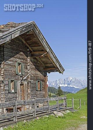 Hut, Alp