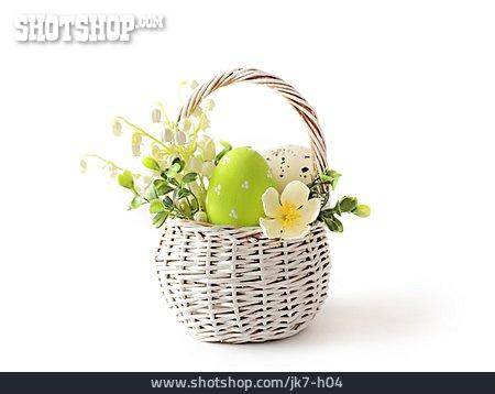 Easter, Easter Nest, Easter Basket