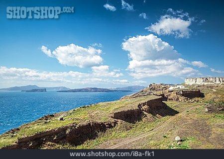 View, Aegean Sea