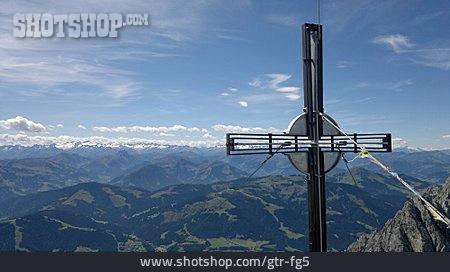 Cross, Ellmauer Halt