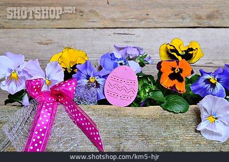 Easter Decoration, Arrangement, Easter Arrangement