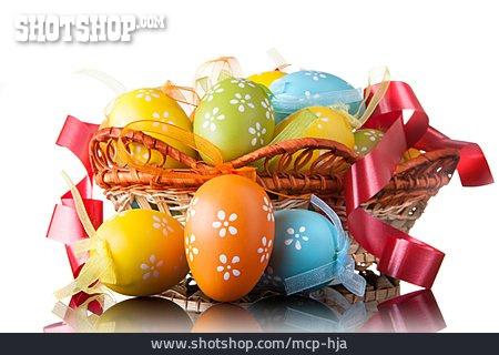 Easter, Easter Egg, Easter Basket, Easter Decoration