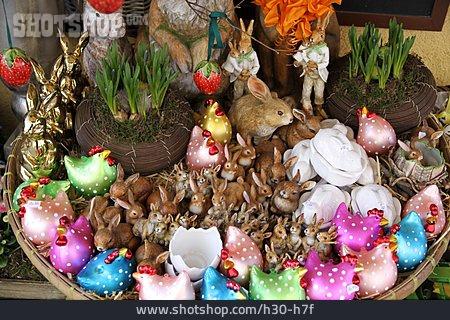 Easter Decoration, Window Display