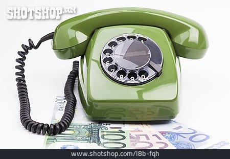 Telephone Charge, Phone Bill