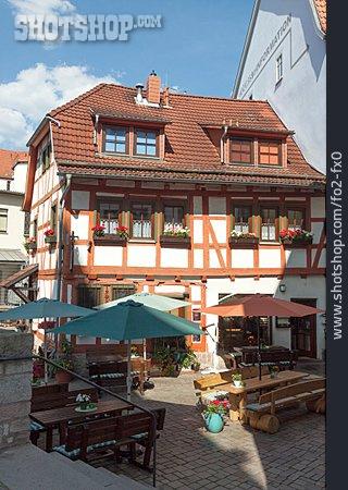 Gastronomy, Restaurant, Schmalkalden