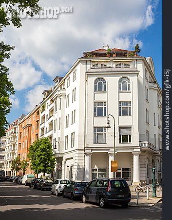 House, House, Berlin, Tenement