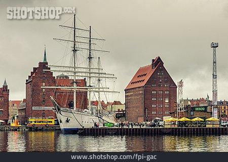 Harbour, Stralsund