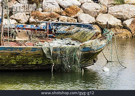 Boat, Fishing Boat