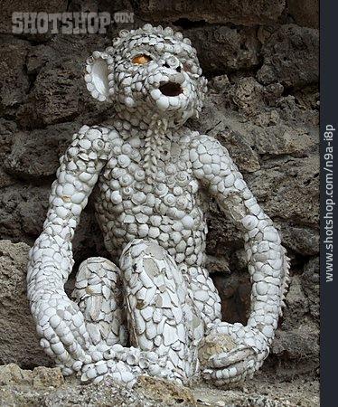 Monkey, Monkey Figure