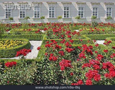 Castle Park, Schlossgarten, Castle Mirabell