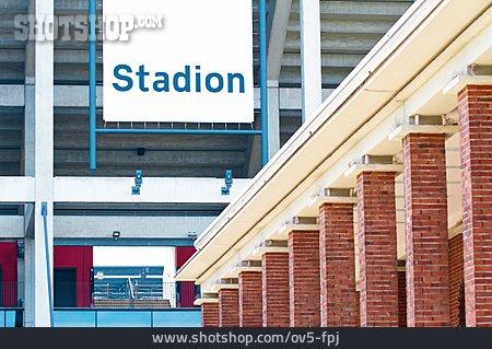 Socce Stadium, Stadium, Sports Stadium