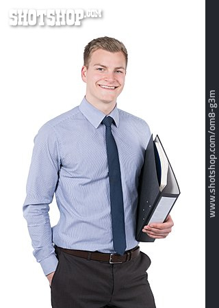 Businessman, Documentation, Office Assistant