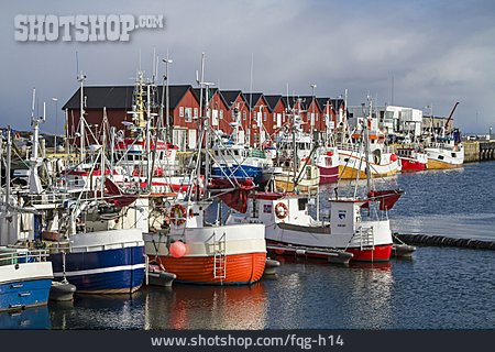 Fishing Village, Lofoten, Andoya