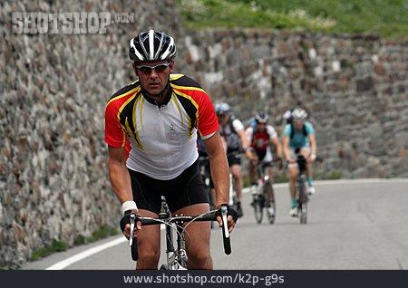 Cyclists, Cycling, Cycling Running