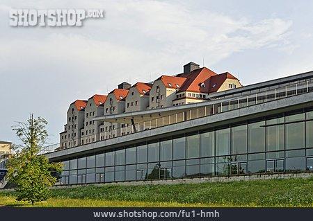 Dresden, Convention Center, Erlweinspeicher