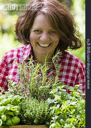 Gardening, Gardening, Herb Garden