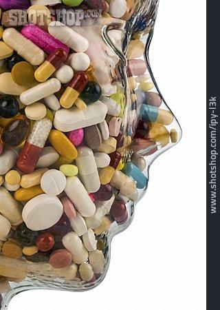 Addiction, Pill, Tablets Addiction