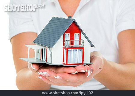 Real Estate, Model House, Buying House