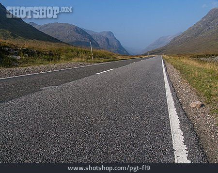 Scotland, Highlands, Glencoe