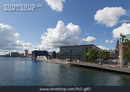 Copenhagen, Slotsholmen