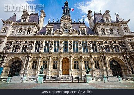 Town Hall, Hotel De Ville