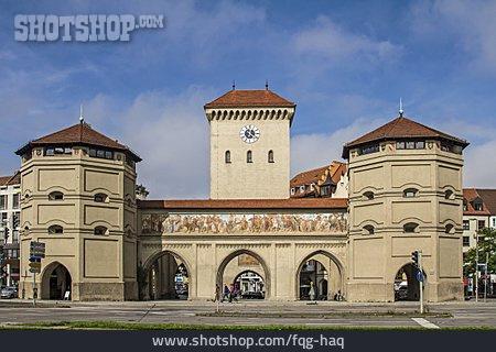 City Gate, Isartor