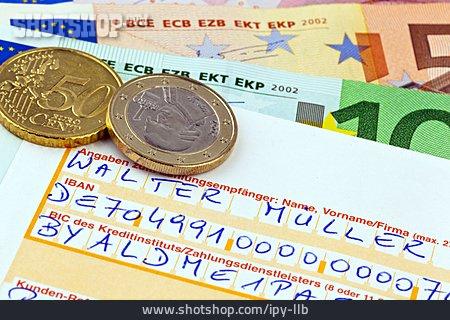 Money & Finance, Transfer, Transfer Form