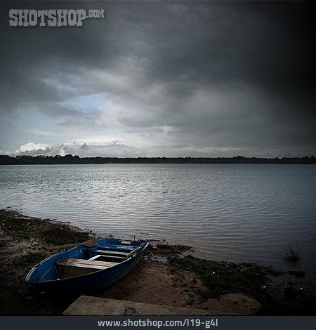 Solitude & Loneliness, Lakefront