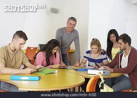 School, Learning, School Children, Teacher