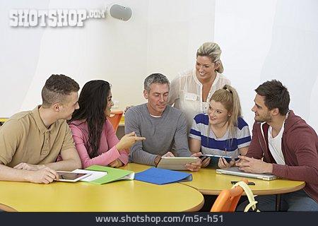 Students, Seminar, Training, Learning Group