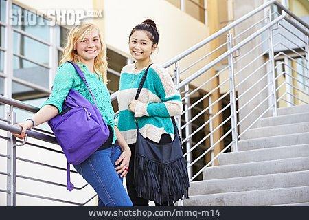 Teenager, Schoolgirl