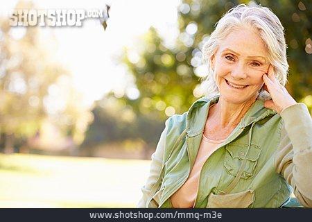 Woman, Senior