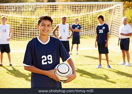 Team, Soccer Player