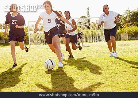 Soccer Field, Soccer Player, Women Soccer