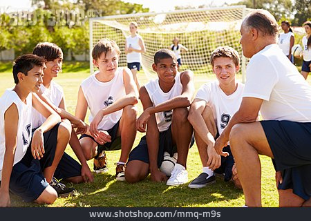 Soccer, Soccer Player, Soccer Field, Coach